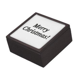 Coffret Cadeau De Première Qualité Joyeux Noël ! Joyeux Noël en anglais. FB