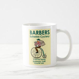 Coiffeurs Cyclery Mug