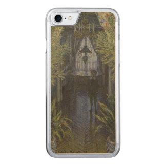 Coin de l'appartement par Claude Monet Coque Carved iPhone 8/7