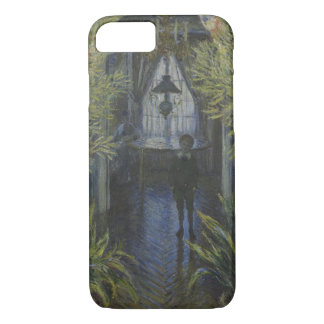 Coin de l'appartement par Claude Monet Coque iPhone 8/7