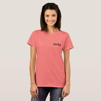 """""""Cole de T-shirt van de BasisVrouwen van Myer"""""""
