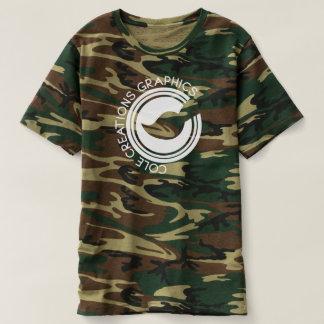 Cole het Overhemd Camo van Verwezenlijkingen T Shirts