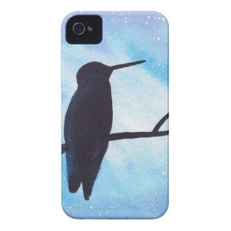 Colibri la nuit étui iPhone 4