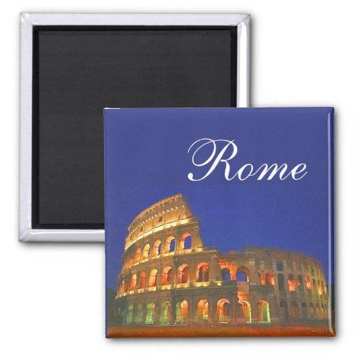 Colisé romain aimants pour réfrigérateur