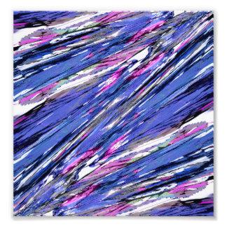 Collage abstrait photos d'art