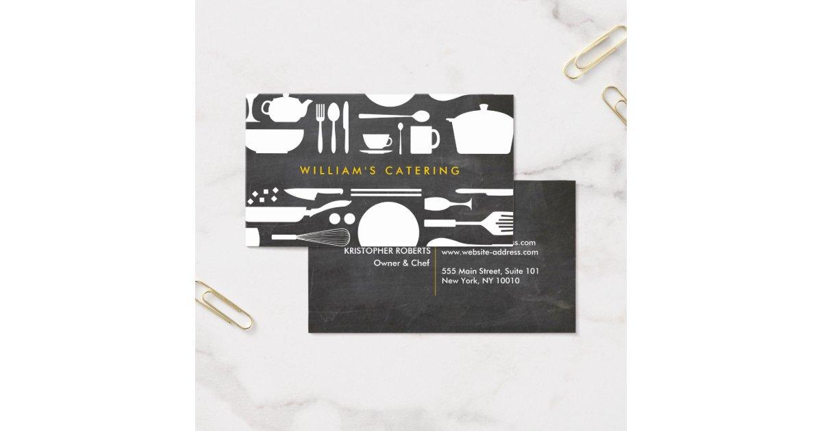 collage de cuisine de groupon sur l 39 arri re plan cartes de visite zazzle. Black Bedroom Furniture Sets. Home Design Ideas