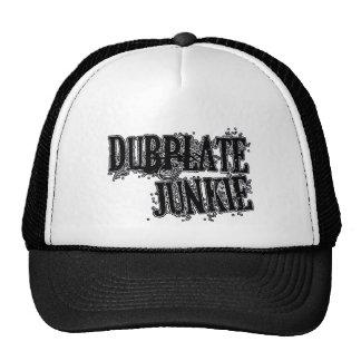 Collecteur Dubstep DJ de vinyle de drogué de Dubpl Casquettes De Camionneur