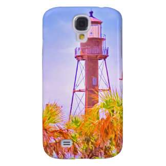 Collection de phare de Sanibel Coque Galaxy S4