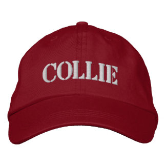 COLLEY CASQUETTE BRODÉE