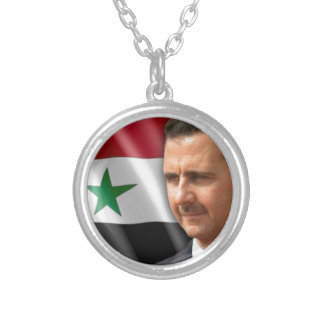 Collier بشارالاسد de Bashar Al-Assad