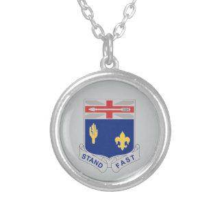 Collier 155th Régiment d'infanterie - le support jeûnent