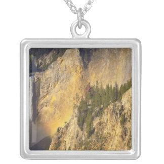 Collier Abaissez les automnes dans le canyon grand du