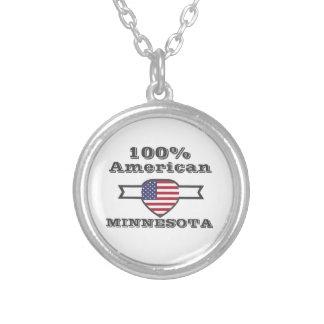 Collier Américain de 100%, Minnesota