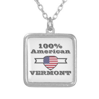 Collier Américain de 100%, Vermont