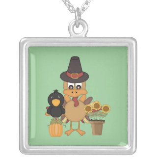 Collier Amis de la Turquie de thanksgiving
