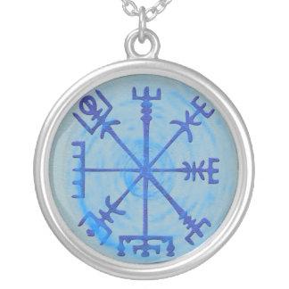 Collier Amulette de Vegvisir