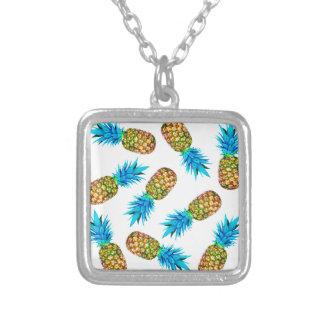 Collier Ananas de fantaisie