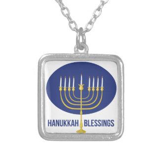 Collier Bénédictions de Hanoukka