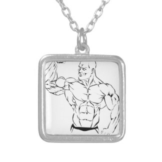 Collier body-building
