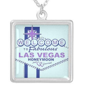 Collier Cadeaux de lune de miel de Las Vegas