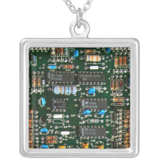 Collier Carte électronique de l'électronique d'ordinateur
