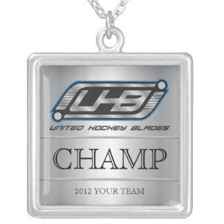 Collier Champion d'UHB