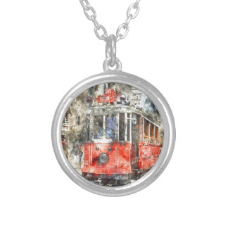 Collier Chariot à rouge d'Istanbul Turquie