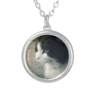 Collier Chat de smoking
