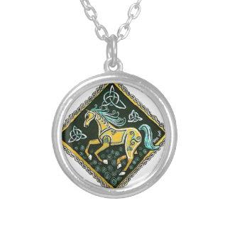 Collier Cheval celtique