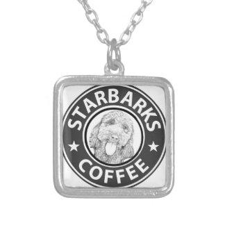 Collier chien Starbucks