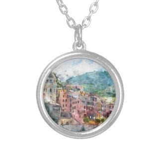 Collier Cinque Terre Italie en Riviera italienne