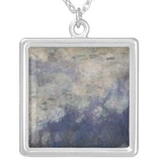 Collier Claude Monet | les nénuphars les nuages, 1914-18