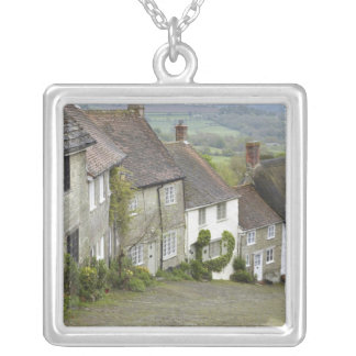 Collier Colline d'or, Shaftesbury, Dorset, Angleterre,