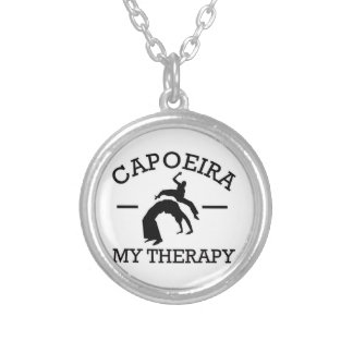 Collier conception de capoeira
