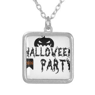 Collier Conception de partie de Halloween
