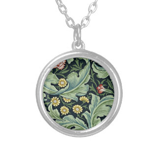 Collier Conception florale vintage de William Morris - de