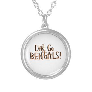Collier Copie de Bengals