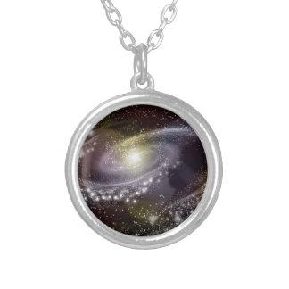 Collier Copie galactique de l'espace de galaxie d'étoile