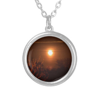 Collier Coucher du soleil de la Virginie Occidentale