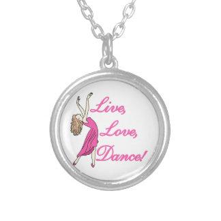 Collier Danse vivante d'amour