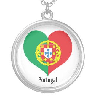 Collier de coeur du Portugal
