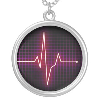 Collier de l'impulsion ECG de battement de coeur