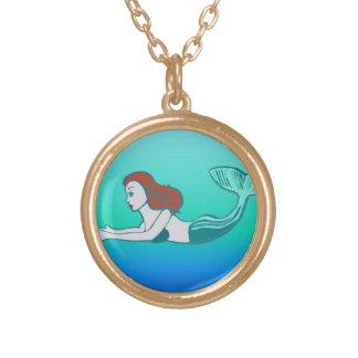 Collier de natation de sirène