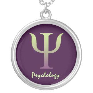 Collier de symbole de psychologie