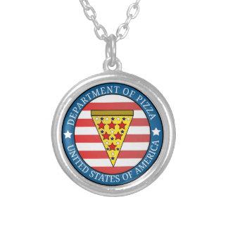 Collier Département de pizza