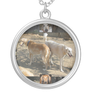 Collier doux de Giants Saluki
