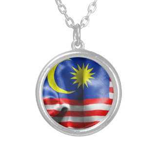 Collier Drapeau de la Malaisie