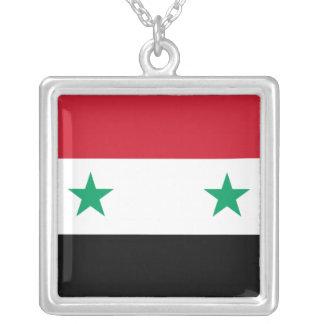 Collier Drapeau syrien