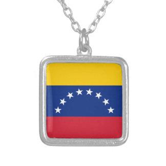 Collier Drapeau vénézuélien - drapeau du Venezuela - le