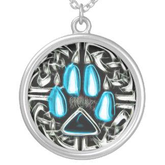 Collier Élément d'amulette de symbole de protection de